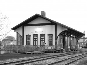 B&W train station ktown